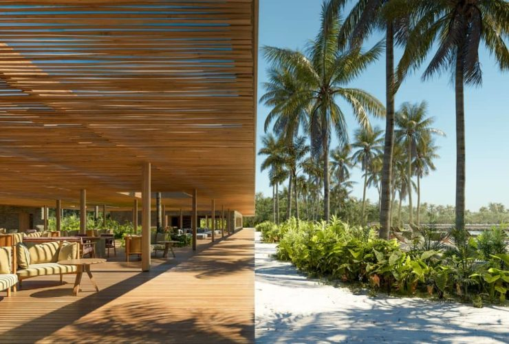 Resort Patina Maldives, Fari Islands Restauraant The Portico, фото