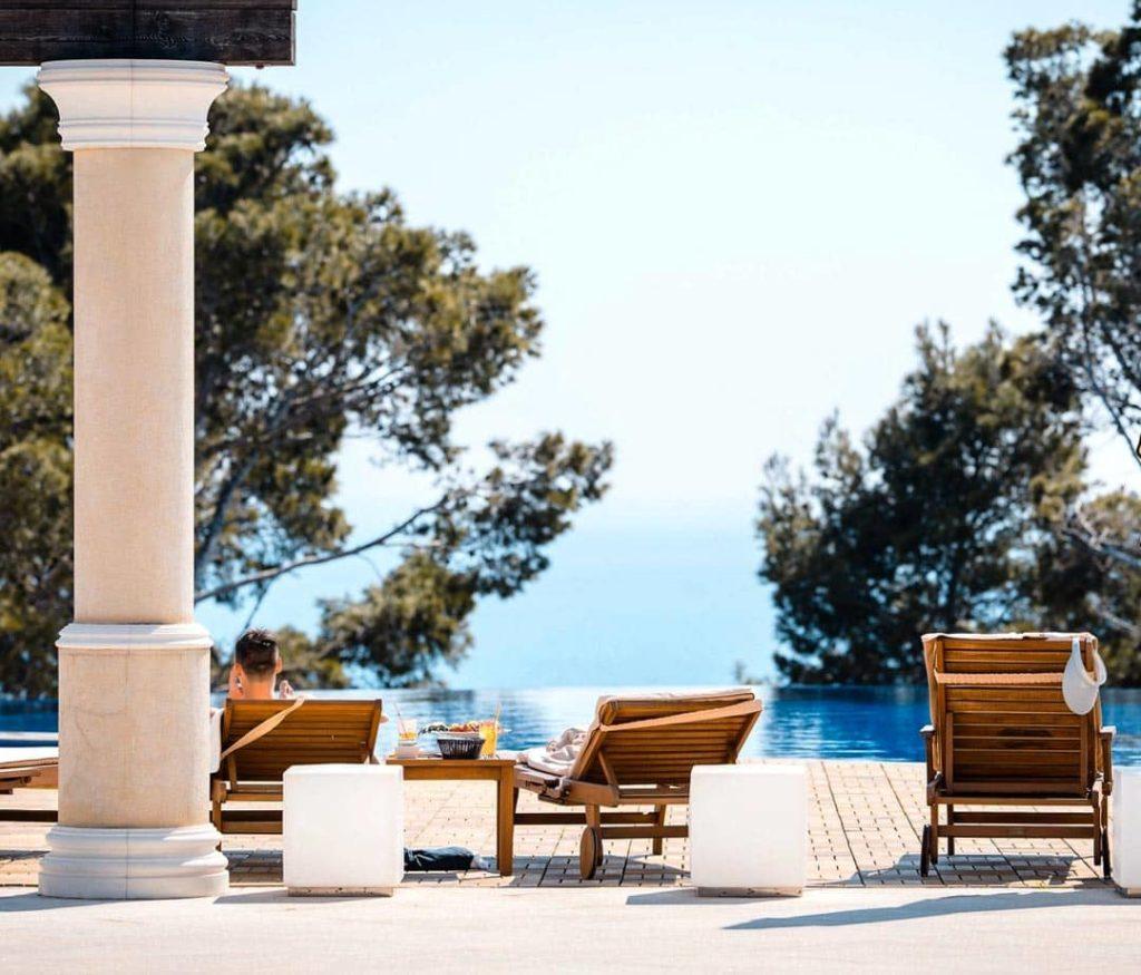 Resort Crimea Breeze Outdoor Pool, фото