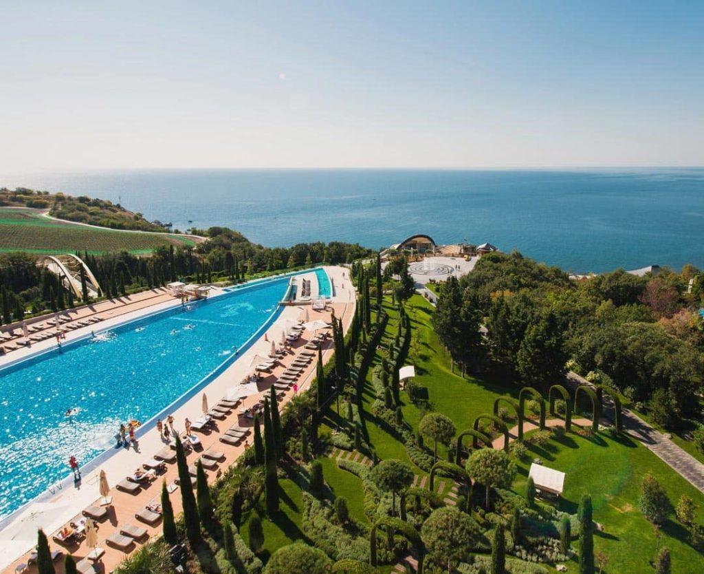 Mriya Resort & Spa Crimea Pool, фото