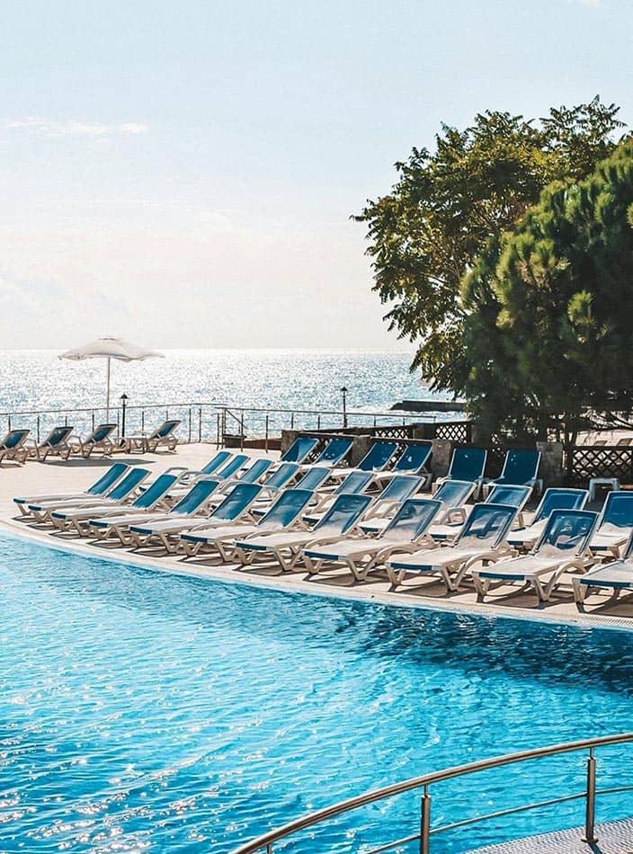 Sunrise Riviera Resort & Spa Crimea Outdoor Pool, фото