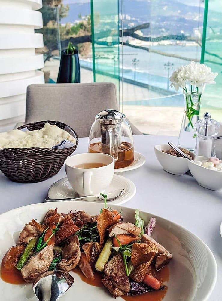 Лучшие рестораны Крыма