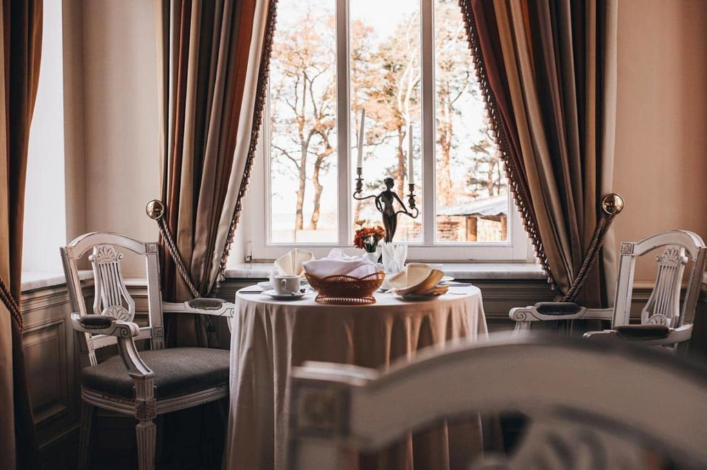Skandinavia Country Club and Spa Saint Petersburg Restaurant Interior, фото