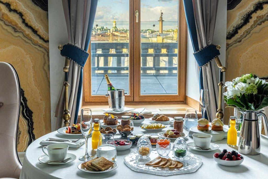 В Санкт-Петербурге открылся новый отель Wawelberg Hotel