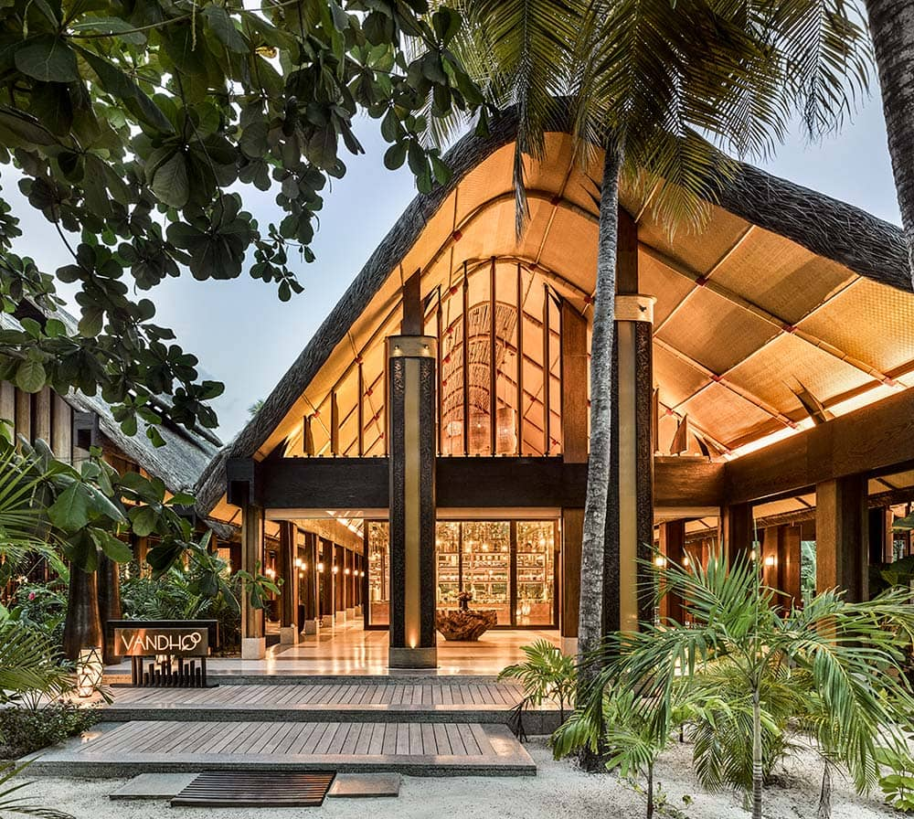 Курорт JOALI Maldives обновил гастрономическую концепцию