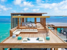 Resort Waldorf Astoria Maldives Ithaafushi Villa Stella Maris Upper Deck, фото