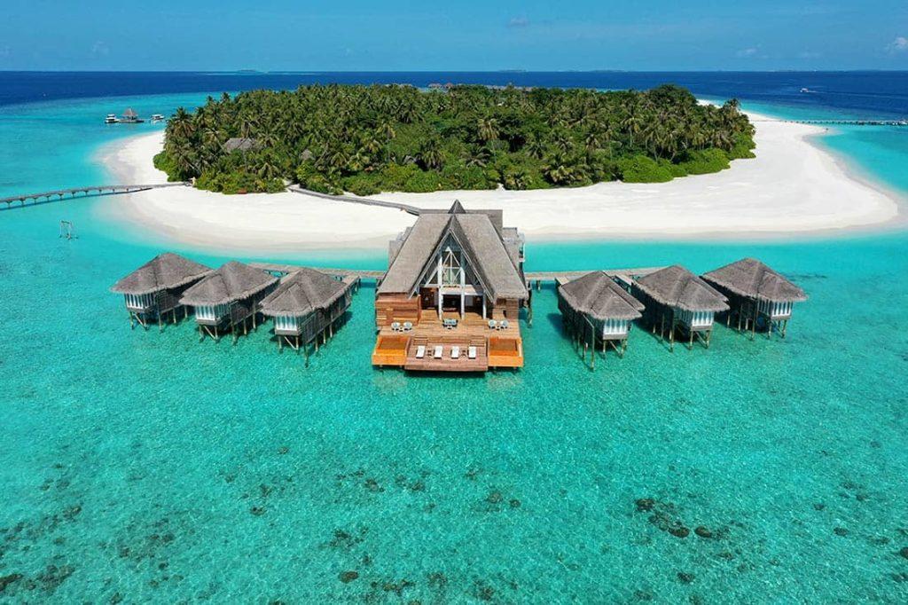 Resort Anantara Kihavah Maldives Villas Spa on Private Island, фото