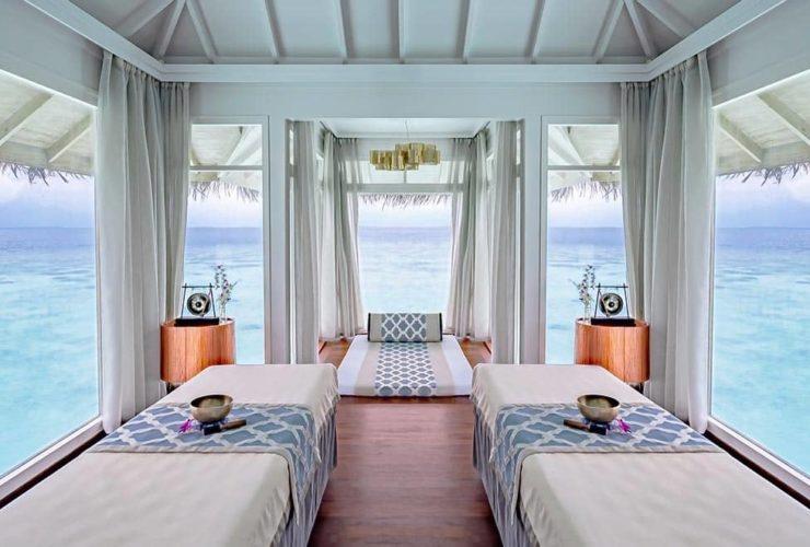 Resort Anantara Kihavah Maldives Villas Spa Thai Beds, фото