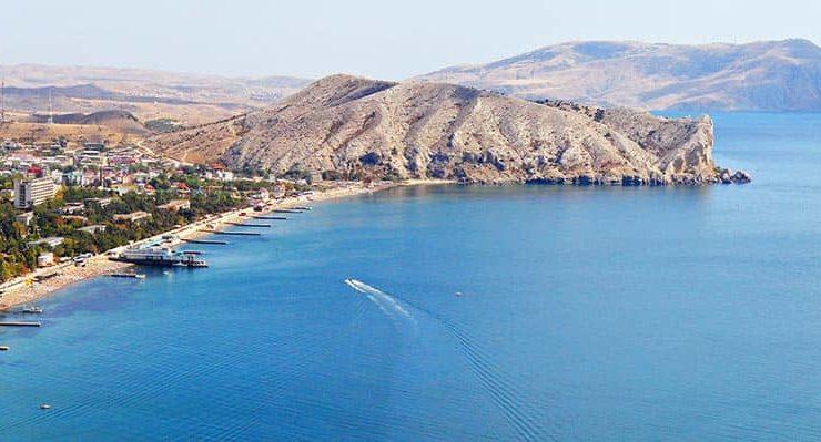 Crimea Beach East Coast, фото