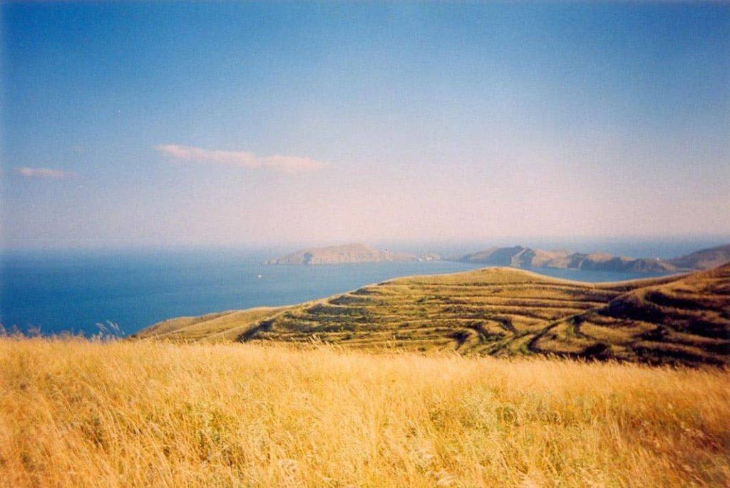 Гид по пляжам Крыма: Восточный берег и Азовское море