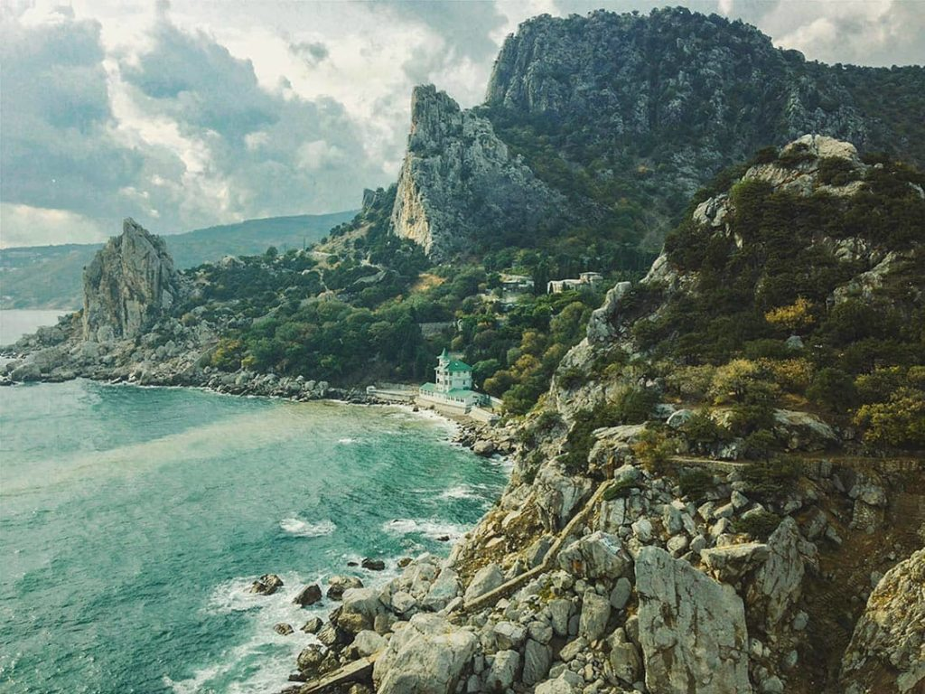 Гид по крымским пляжам: Южный берег