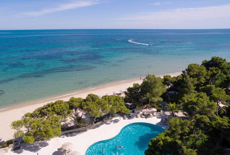 Travel Time Awards Resort Forte Village Sardinia Beach, фото
