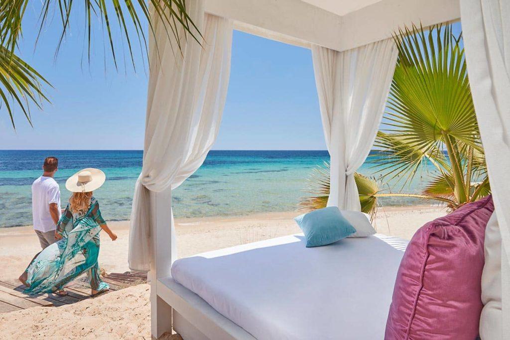 Resort Forte Village Sardinia Cabana Beach, фото