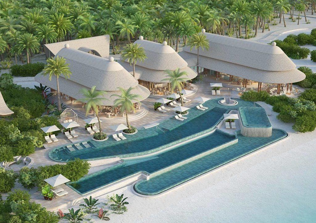 Retreat Joali Being Maldives Lounge Bar Mojo, фото