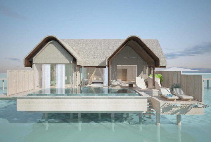 Retreat Joali Being Maldives Luxury Water Villa, фото