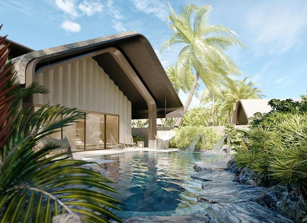 Retreat Joali Being Maldives Vitality Pool, фото