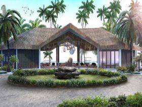 Le Méridien Maldives Resort & Spa Lobby, фото