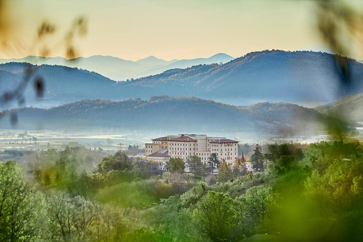 Palazzo Fiuggi Wellness Medical Retreat Travel Time Awards Opening of the Year & Best Spa&Welness Hotel, фото