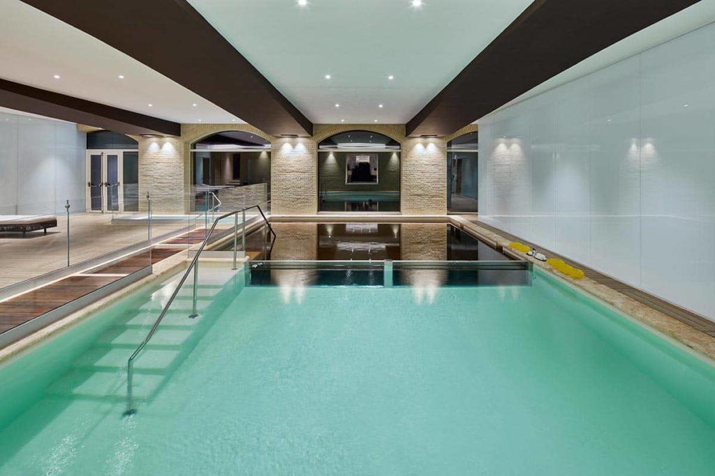 Palazzo Fiuggi Wellness Medical Retreat: «Лучший spa&wellness отель»