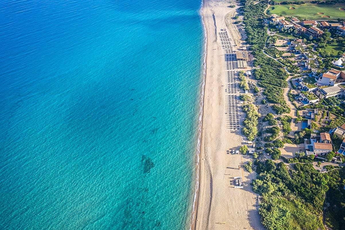 Resort Costa Navarino Beach, фото