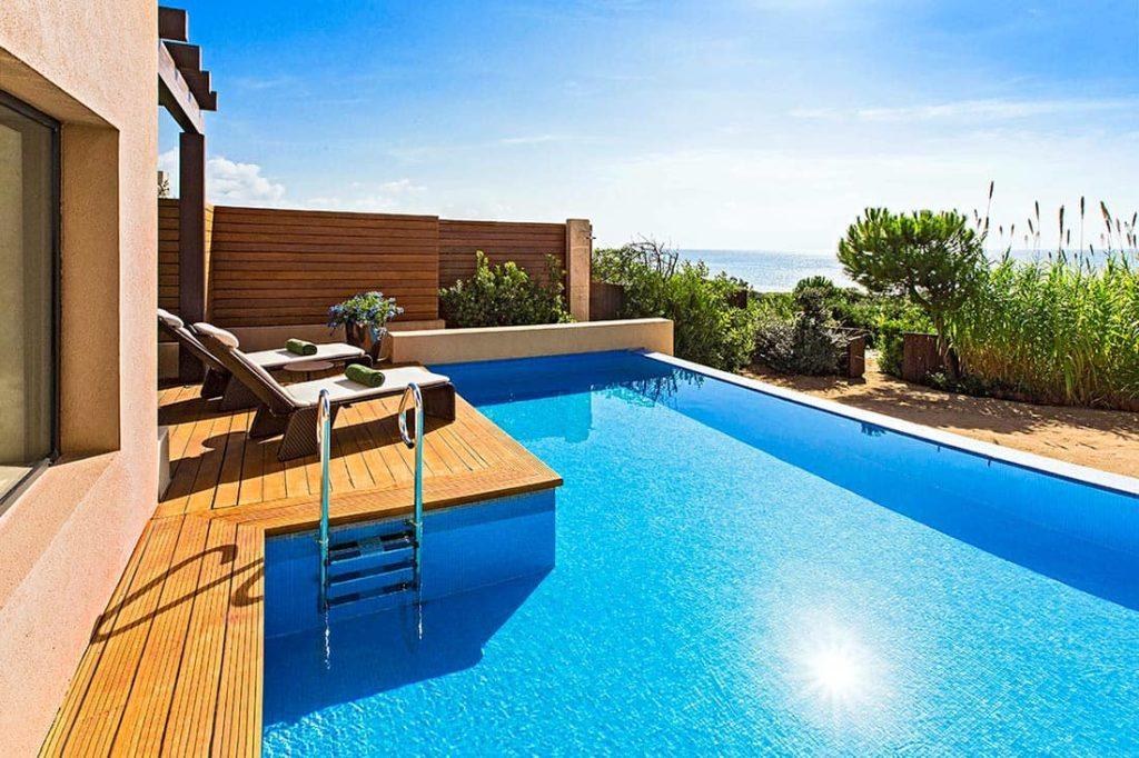 Resort Costa Navarino Residence Poolside, фото