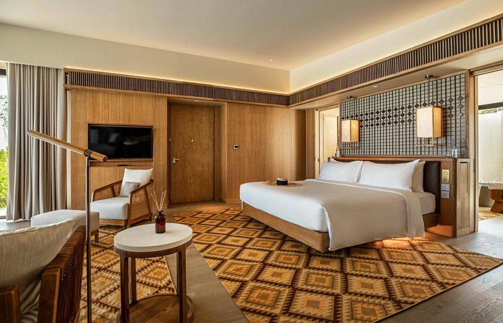 Kuda Villingili Resort: номинация «Открытие года»