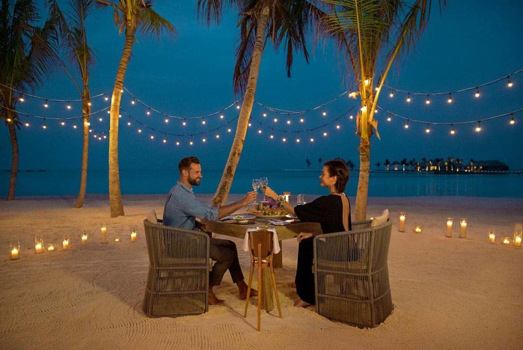 Kuda Villingili Resort: номинация «Лучший зарубежный отель для романтического отдыха»