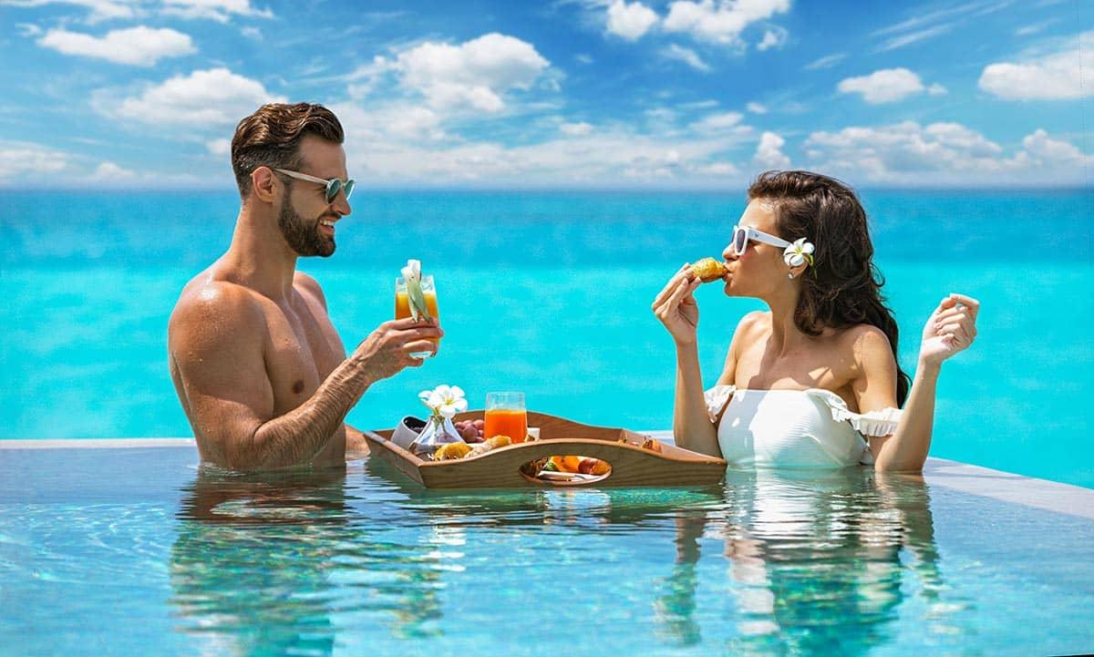Kuda Villingili Resort, номинант на премию Travel Time Awards «Лучший романтический отель» и «Открытие года», фото