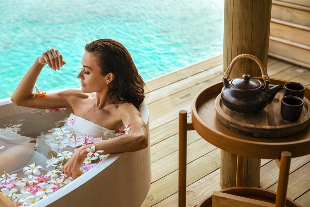 Resort Kuda Villingili Maldives Spa Experience, фото