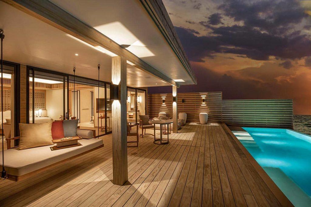 5 причин побывать в новом отеле Kuda Villingili Resort на Мальдивах