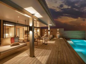 Resort Kuda Villingili Maldives Water Villa with Pool, фото