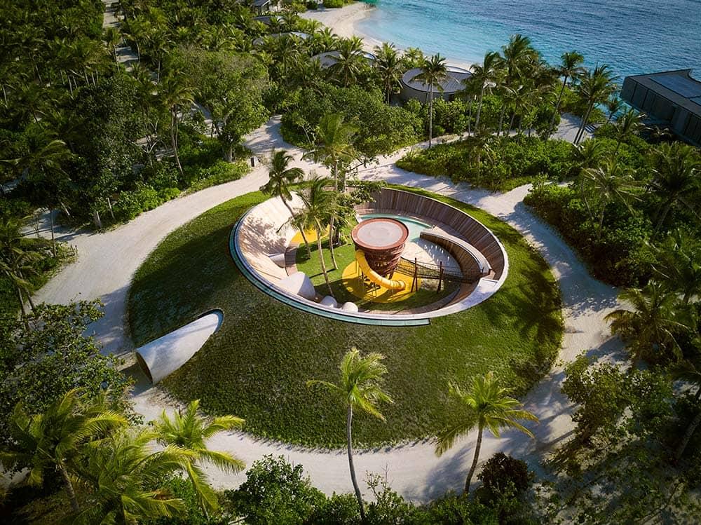 На Мальдивах открылся первый отель The Ritz-Carlton