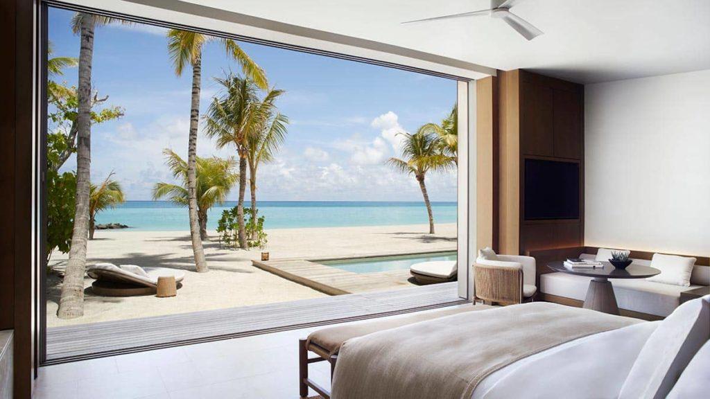 Hotel The Ritz-Carlton Maldives, Fari Islands Two Bedroom Beach Pool Villa Interior, фото
