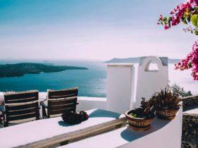 Отель в Греции, фот
