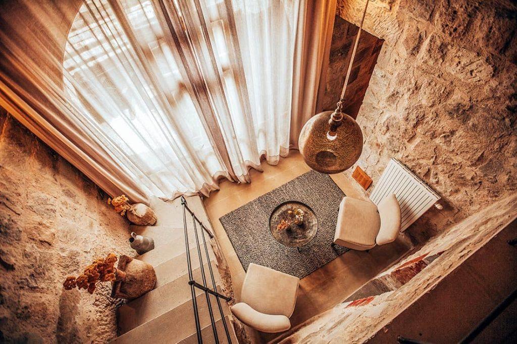 Argos in Cappadocia представил новый Tiraz Jacuzzi Suite