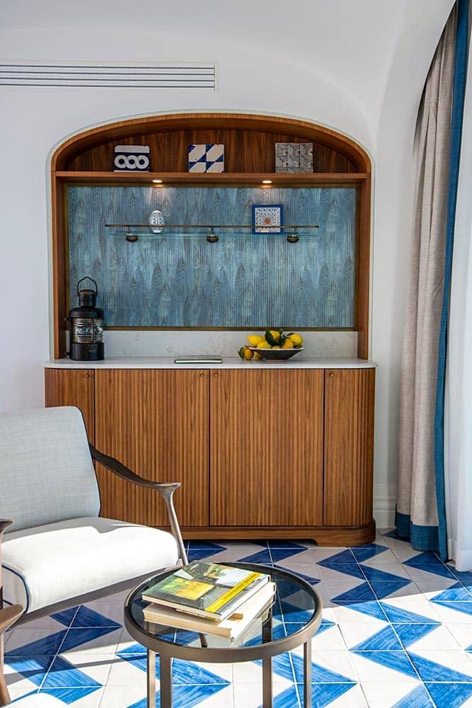Borgo Santandrea: новый отель на Амальфитанском побережье