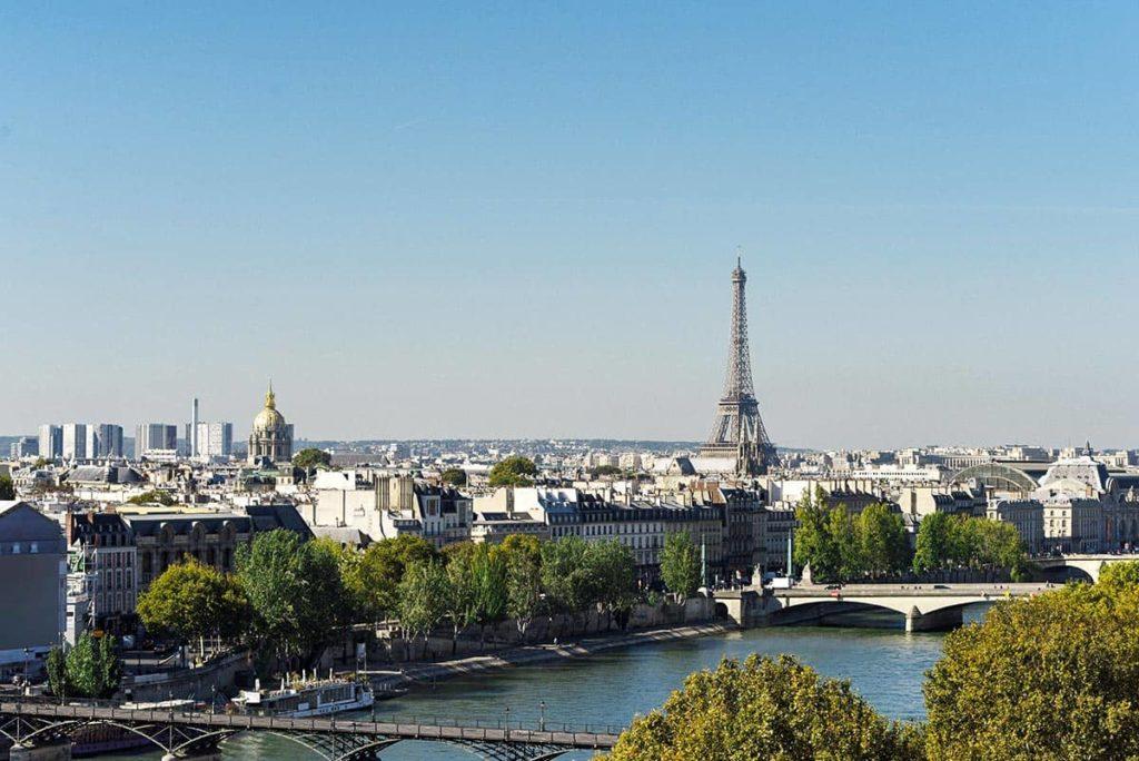 Самое долгожданное открытие года: Cheval Blanc Paris