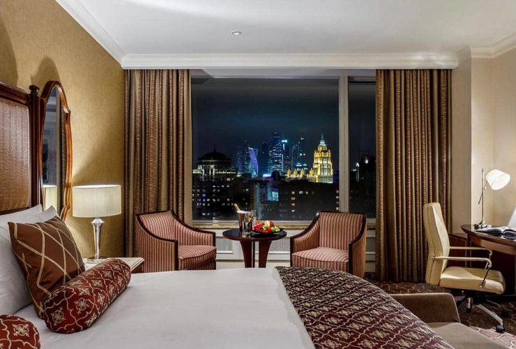Лотте Отель Москва, номинант на премию Travel Time Awards «Лучший российский городской отель», фото