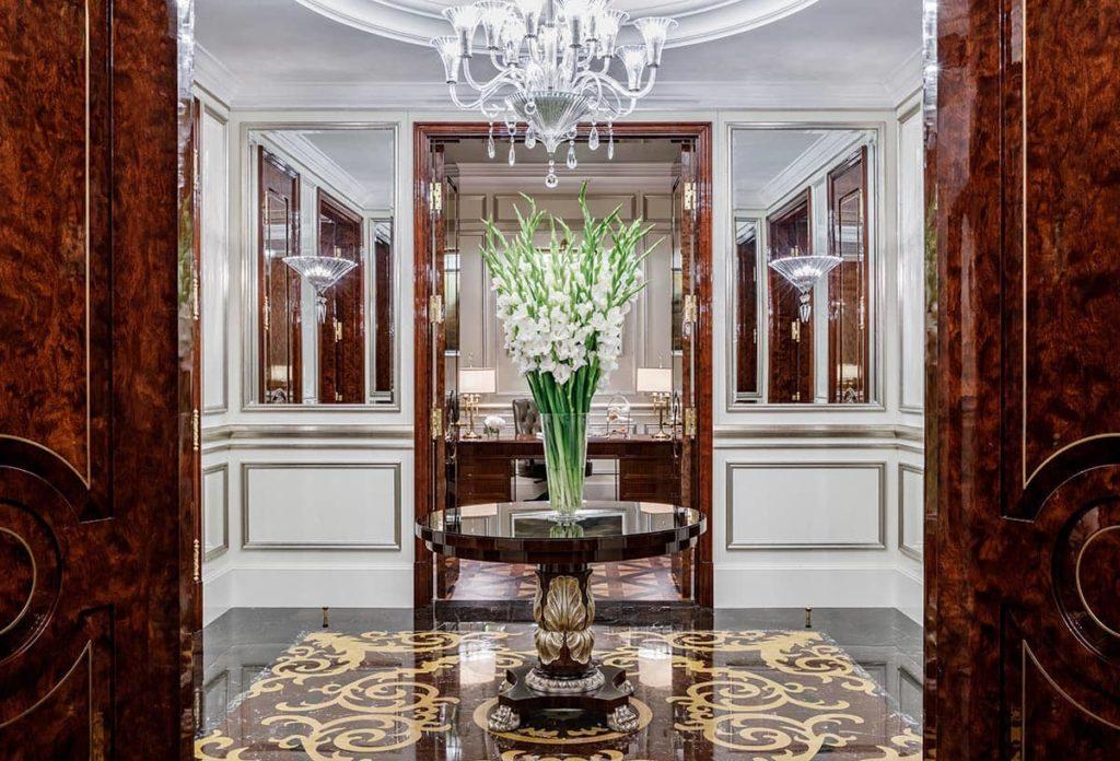 «Лотте Отель Москва»: номинация «Лучший российский городской отель»