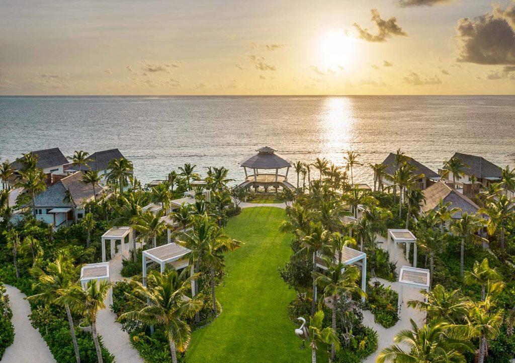 В Waldorf Astoria Maldives Ithaafushi открылся новый спа-комплекс Aqua Wellness Centre