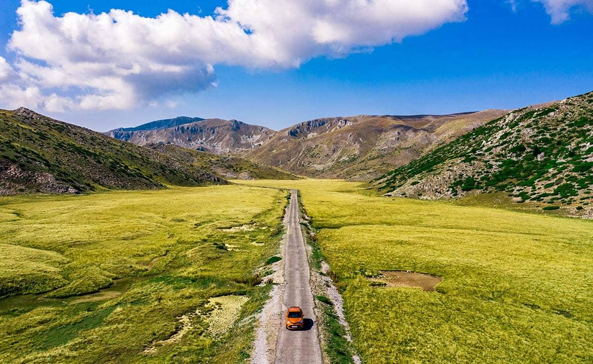 Природа Северной Македонии, фото