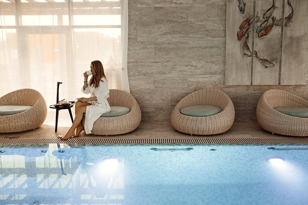 Riviera Wellness Resort, номинант на премию Travel Time Awards «Лучший российский spa&wellness отель», фото