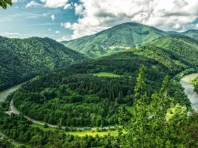 Природа Словакии, фото
